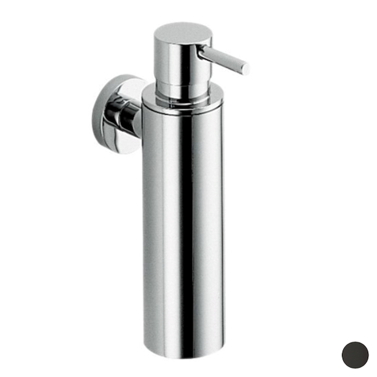PLUS W498 PORTA DISPENSER PARETE GRAFITE codice prod: W49810GL product photo