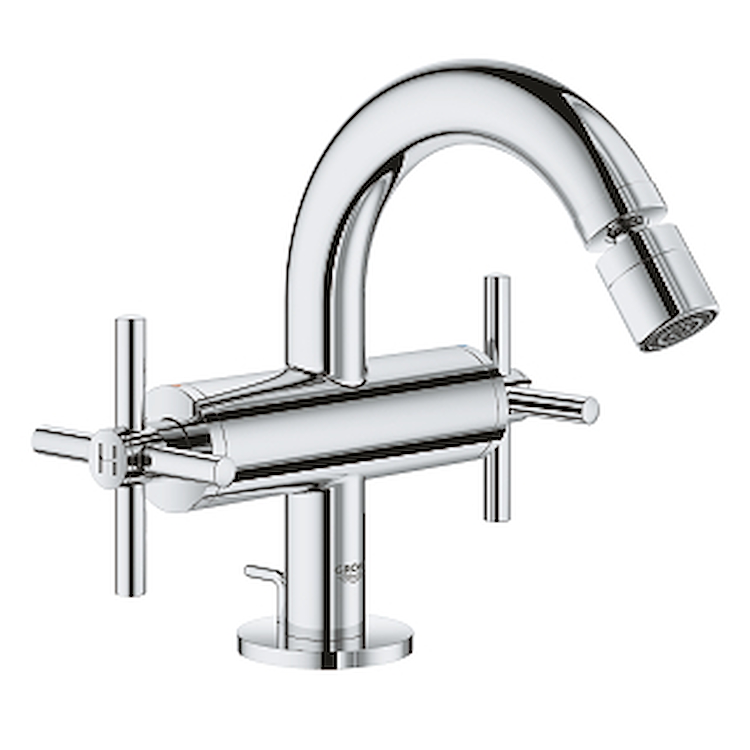 ATRIO RUBINETTO BIDET 2 MANIGLIE codice prod: 24027003 product photo