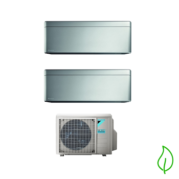 DUALSPLIT PURIFICATORE SERIE Stylish FTXA42BS FTXA42BS 2MXM50M 15000 15000 btu product photo
