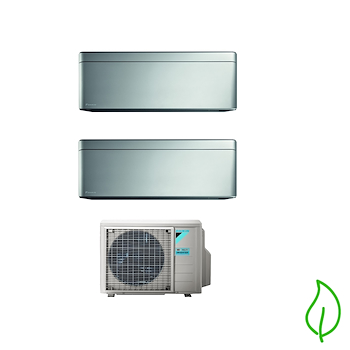 DUALSPLIT PURIFICATORE SERIE Stylish FTXA20BS FTXA25BS 2MXM40M 7000 9000 btu product photo Default L2