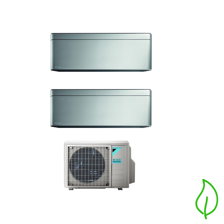 DUALSPLIT PURIFICATORE SERIE Stylish FTXA20BS FTXA25BS 2MXM40M 7000 9000 btu product photo