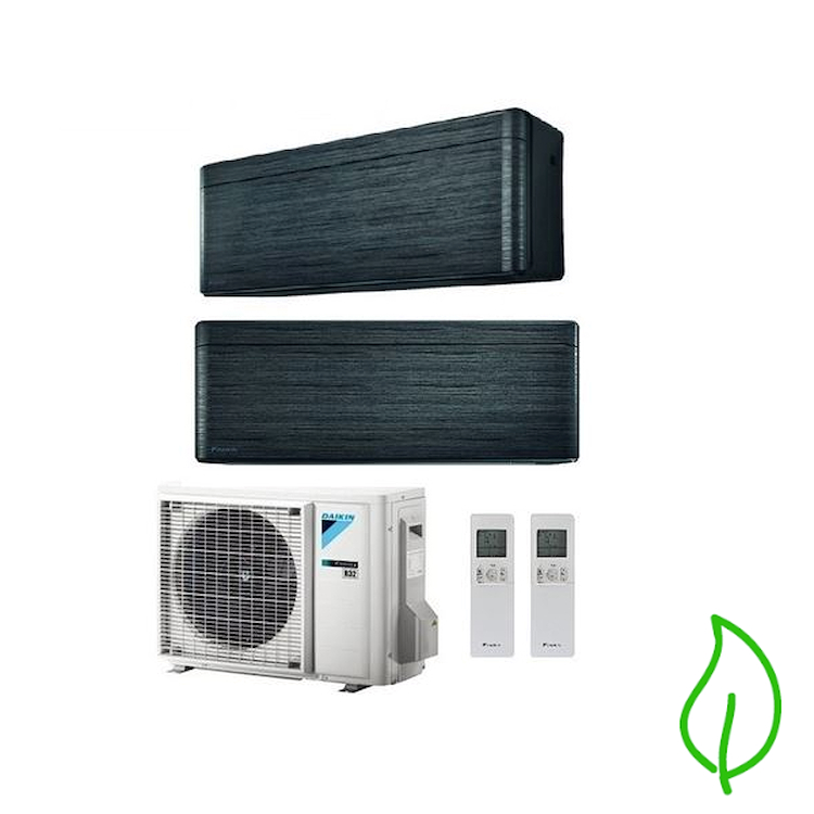 DUALSPLIT PURIFICATORE SERIE Stylish FTXA20BT FTXA25BT 2MXM40M 7000 9000 btu product photo