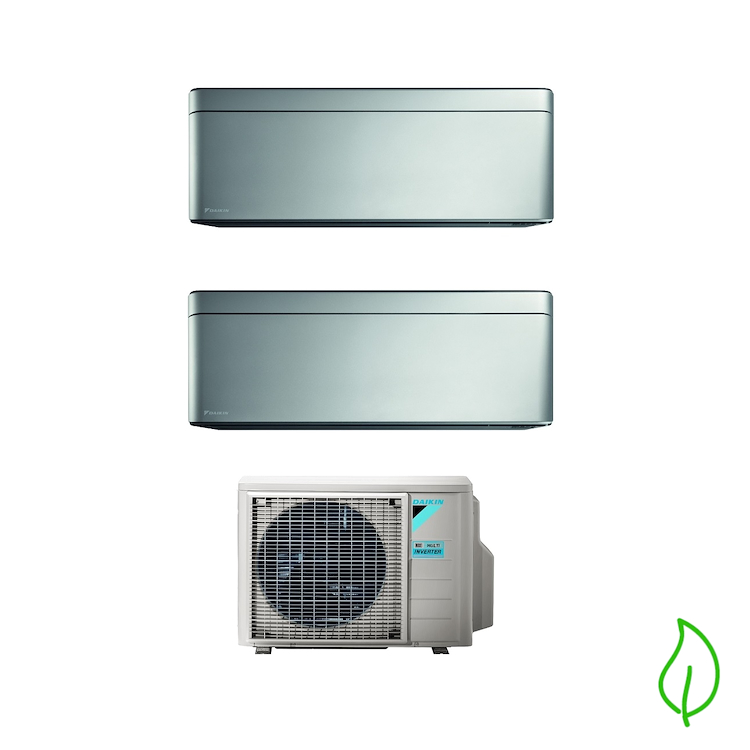 DUALSPLIT PURIFICATORE SERIE Stylish FTXA25BS FTXA42BS 2MXM50M 9000 15000 btu product photo