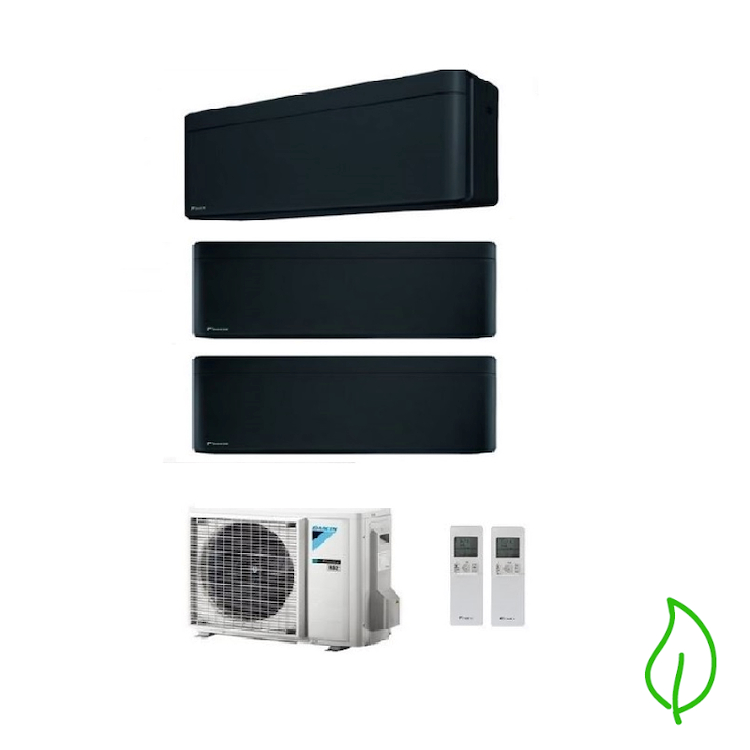 TRIALSPLIT PURIFICATORE SERIE Stylish FTXA20BB FTXA35BB FTXA35BB 3MXM52 9000 12000 12000 product photo