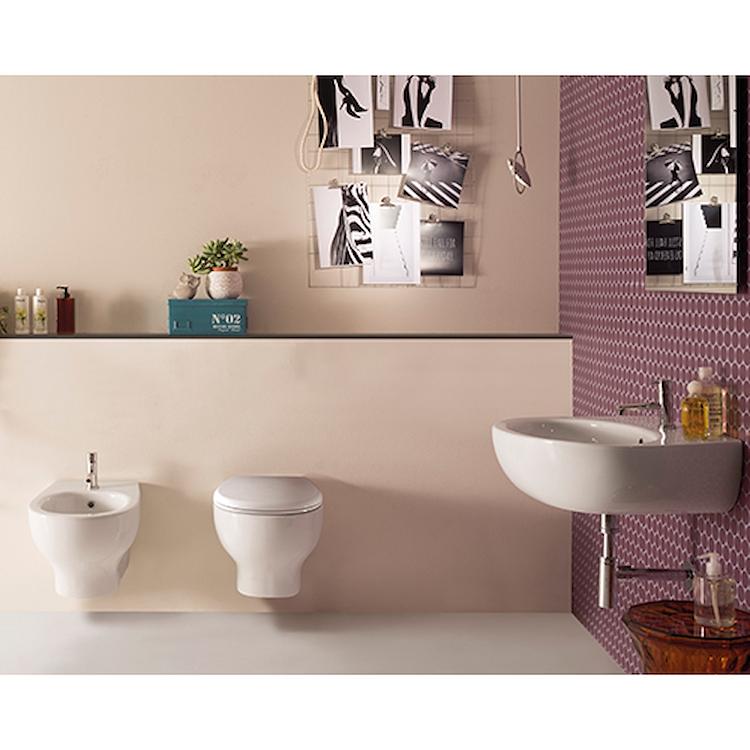 OFFERTA WC + BIDET + SEDILE + LAVABO product photo