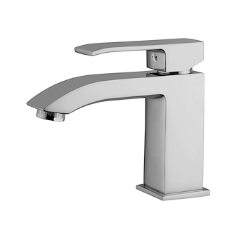LEVEL RUBINETTO LAVABO MONOLEVA SENZA PILETTA codice prod: LES071CR product photo Default L2