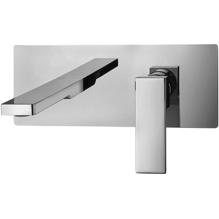 ELLE-EFFE RUBINETTO LAVABO A PARETE codice prod: EF105CR product photo