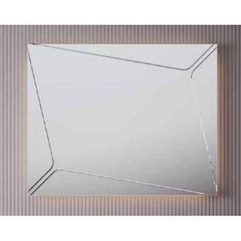 GRAFFI 2 45625 SPECCHIO FILO LUCIDO L100 H80 codice prod: 45625 product photo Default L2