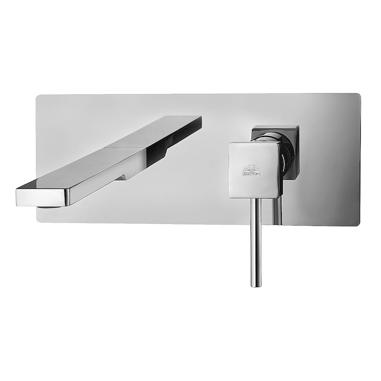 LEVEL RUBINETTO LAVABO A PARETE codice prod: LEA105CR product photo
