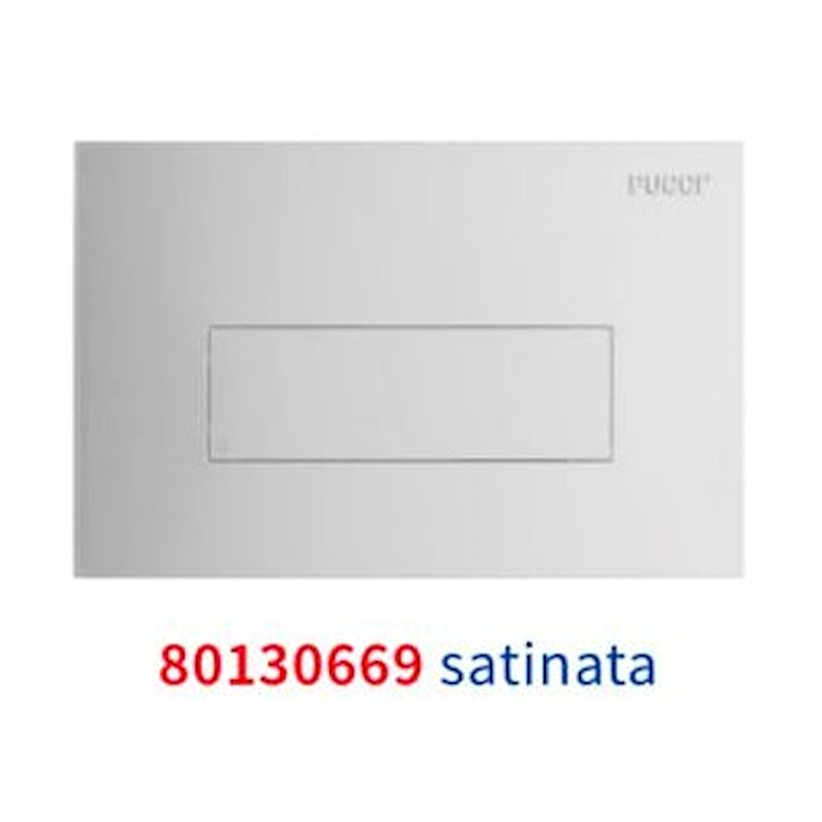SARA 80130669 PLACCA LINEA SATINATA codice prod: 80130669 product photo