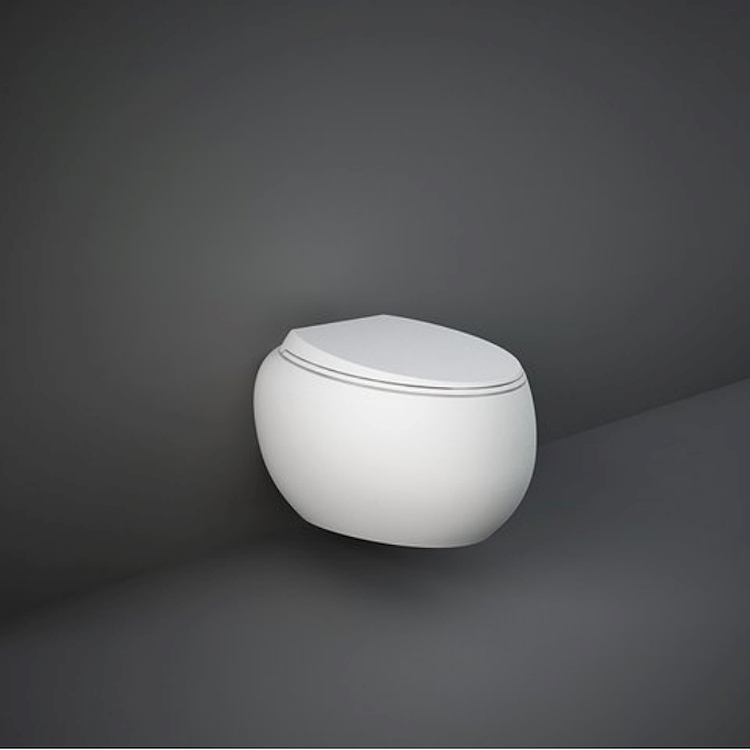 CLOUD CLOWC1446500A WC SOSPESO L56 500A MATT WHITE codice prod: CLOWC1446500A product photo