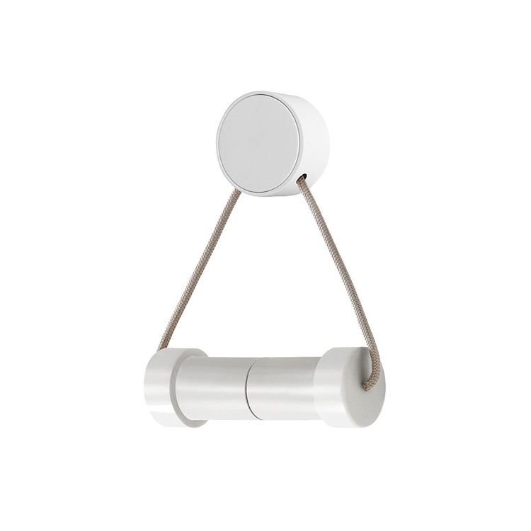 RING EVRGPRRTB PORTA ROTOLO BIANCO OPACO codice prod: EVRGPRRTB product photo