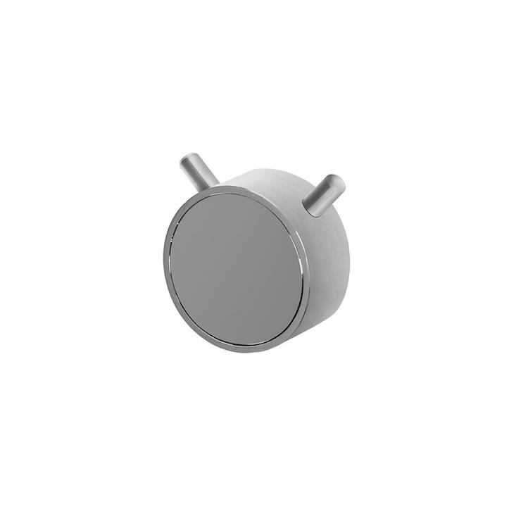 RING EVRGAPTOC APPENDINO CROMATO codice prod: EVRGAPTOC product photo