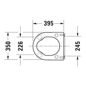 STARCK3 SEDILE CERNIERA INOX PER VASO VITAL BIANCO codice prod: 0062410000 product photo Foto1 L2