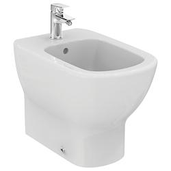 Tesi new wc filo parete scarico universale fissaggio for Sanitari ideal standard tesi