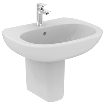 TESI NEW LAVABO 1 FORO 65X50 SOSPESO codice prod: T351301 product photo Default L2