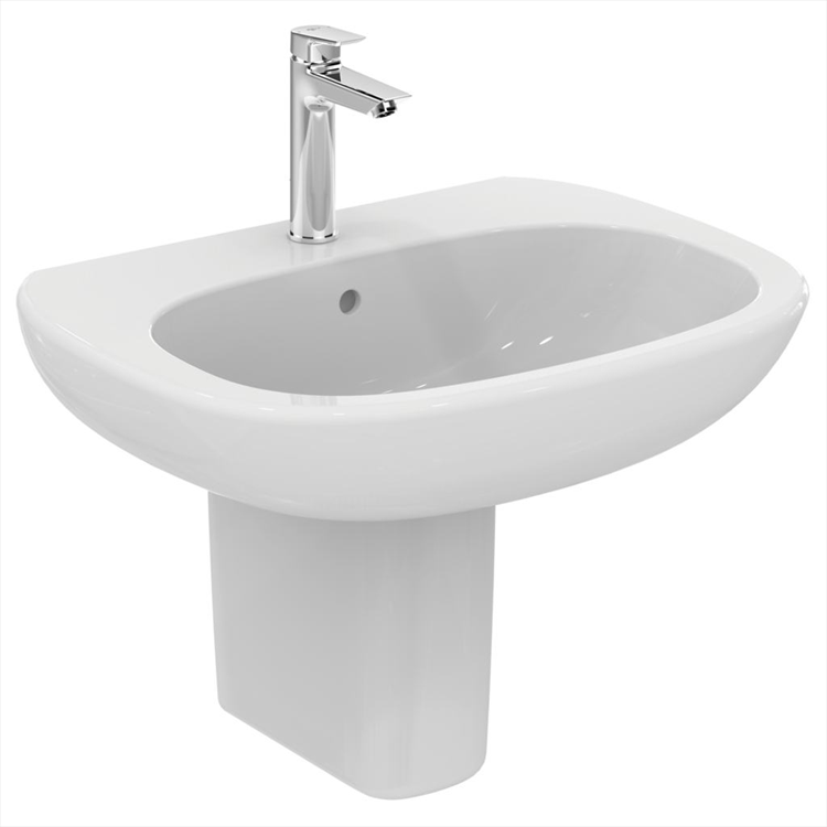 TESI NEW LAVABO 1 FORO 70X53 SOSPESO codice prod: T351201 product photo