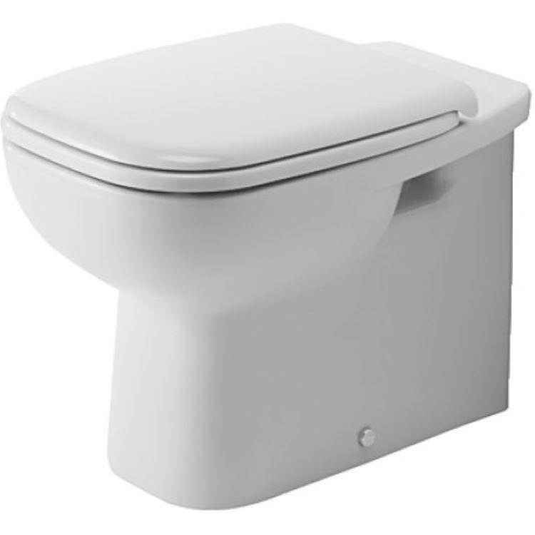 D-CODE WC SCARICO PAVIMENTO 35,5X56 FILO PARETE codice prod: 21150900002 product photo