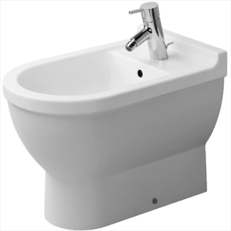STARCK3 BIDET 56,0 1 FORO codice prod: 2230100000 product photo