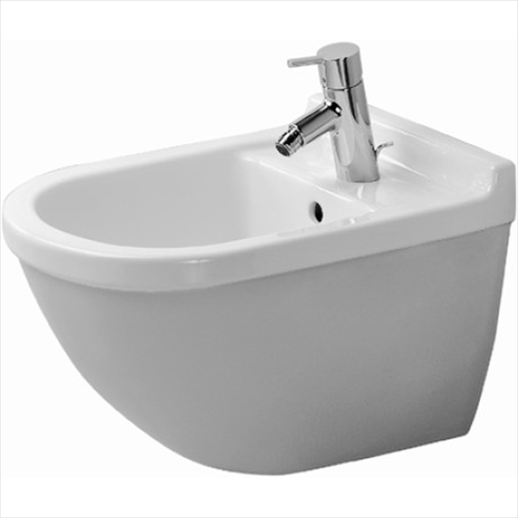 STARCK3 BIDET SOSPESO 1 FORO codice prod: 2280150000 product photo