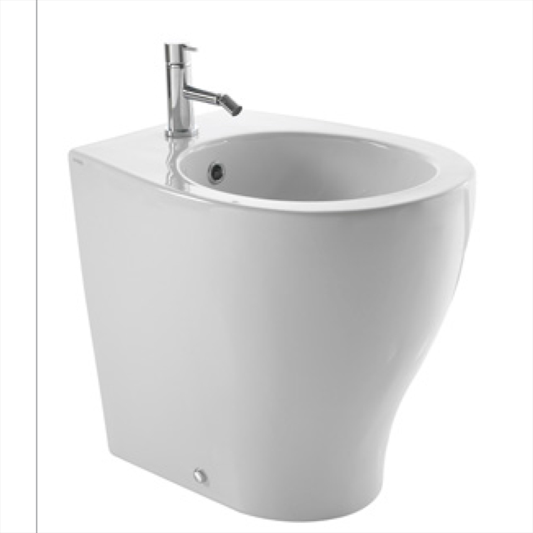 BOWL+ BIDET A TERRA MONOFORO codice prod: BP010BI product photo