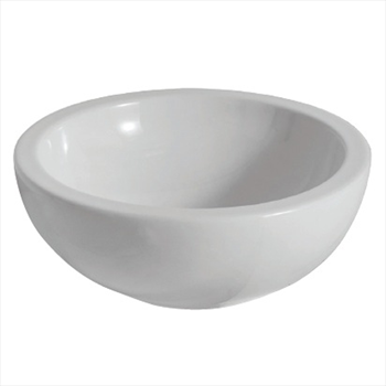 FORTY3 LAVABO APPOGGIO TONDO 42 codice prod: SC042BI product photo Default L2