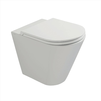 FORTY3 57.36 WC A TERRA SCARICO A PARETE codice prod: FO001BI product photo Default L2
