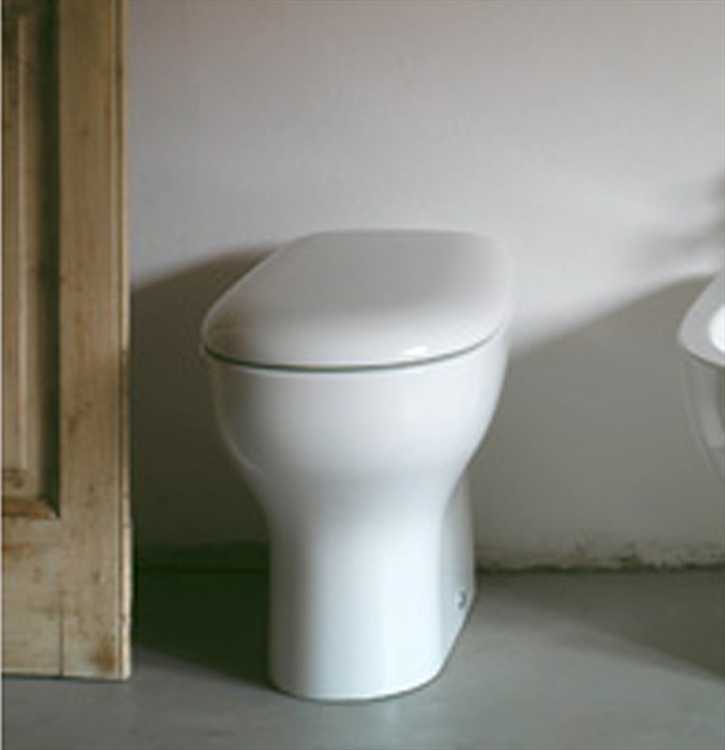 GRACE 50.36 WC A TERRA SCARICO A PAVIMENTO codice prod: GR007BI product photo