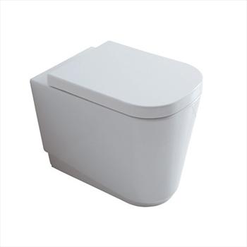 MEG11 WC SCARICO UNIVERSALE SOSPESO 35X55 BIANCO codice prod: 5409 product photo Default L2