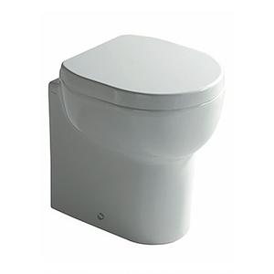 M2 WC 45 SCARICO UNIVERSALE 35X42 A PAVIMENTO BIANCO codice prod: 5211U product photo