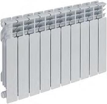 600 RADIATORE ALLUMINIO 5 ELEMENTI codice prod: DSV14172 product photo Foto1 L2