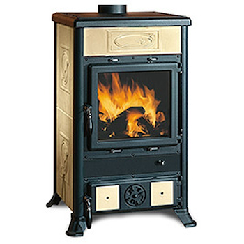ROSSELLA R1 STUFA A LEGNA 11,1KW LIBERTY codice prod: 7112158 product photo Default L2