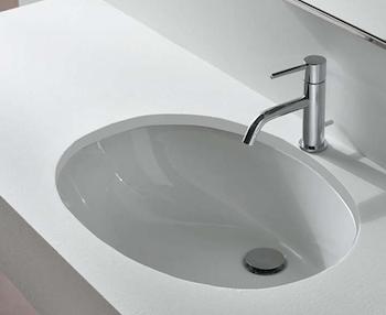 Vasche Da Bagno Globo Prezzi : Sibari lavabo incasso 57x43 ceramica globo ceramica