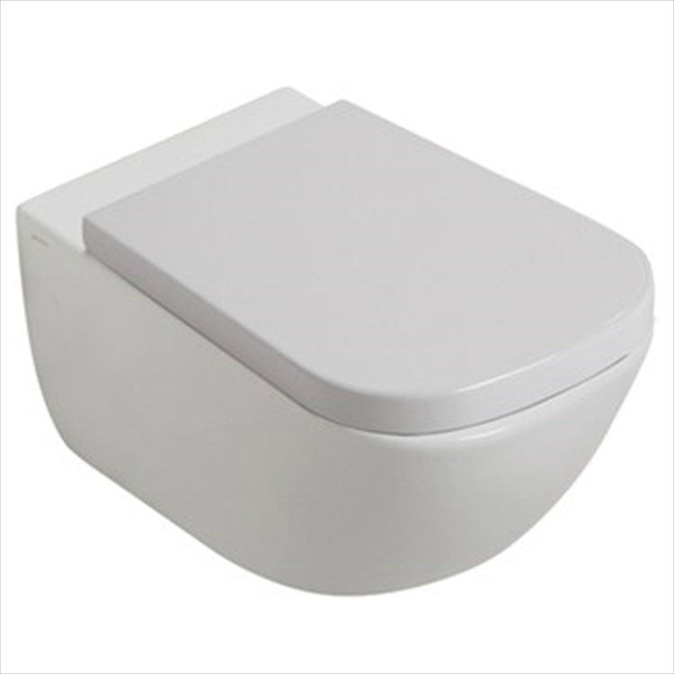 PLUS DESIGN WC SOSPESO 35X55 BIANCO codice prod: 6111 product photo