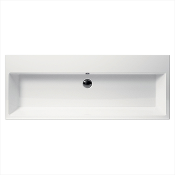 KUBE 50 LAVABO 1 FORO 120X47 codice prod: 89249111 product photo