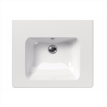 PURA 60 LAVABO 1 FORO 60X50 codice prod: 8831111 product photo Default L2
