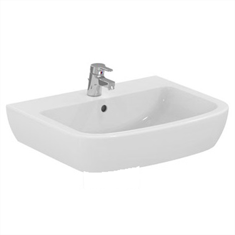 GEMMA2 LAVABO 1 FORO 55X45 codice prod: J521301 product photo