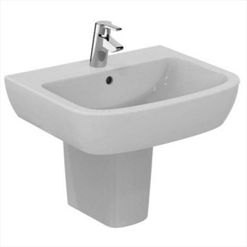 GEMMA2 LAVABO 1 FORO 50X44 codice prod: J521401 product photo Default L2