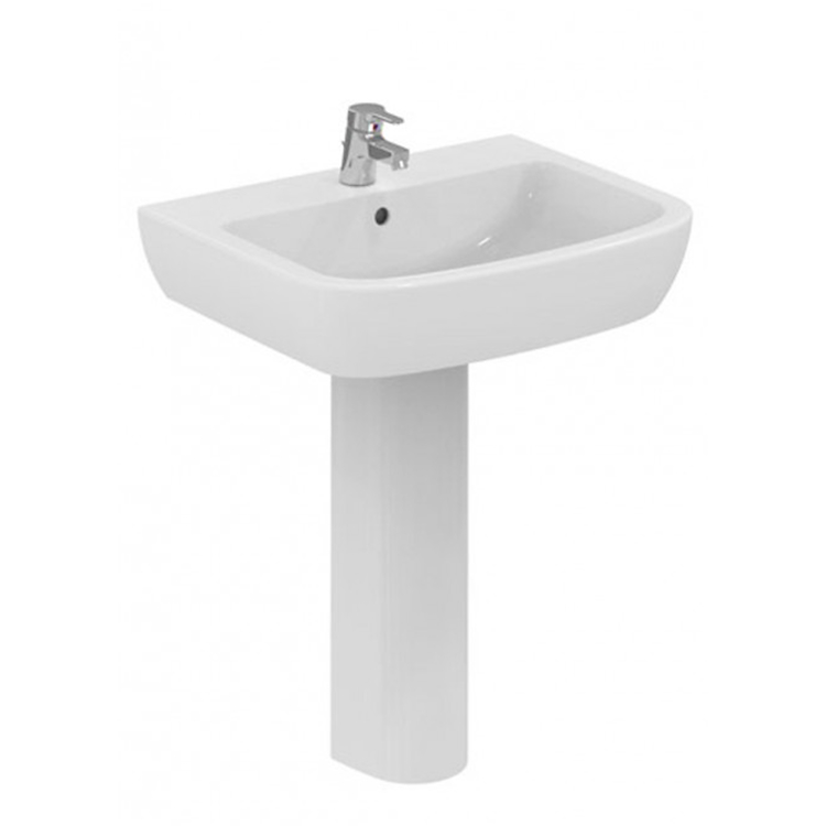 GEMMA2 LAVABO 1 FORO 65X52,5 codice prod: J521101 product photo