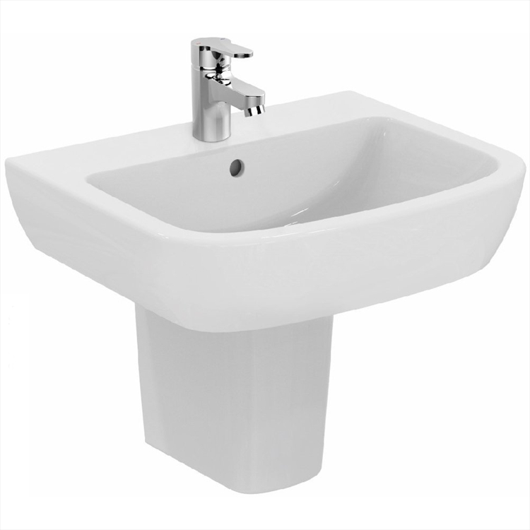 GEMMA2 LAVABO 1 FORO 60X49,5 codice prod: J521201 product photo