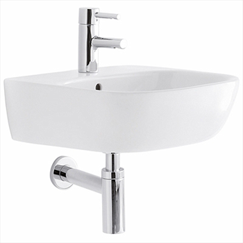 FANTASIA2 LAVABO 1/3 FORI 55X45 codice prod: 50060000 product photo Default L2