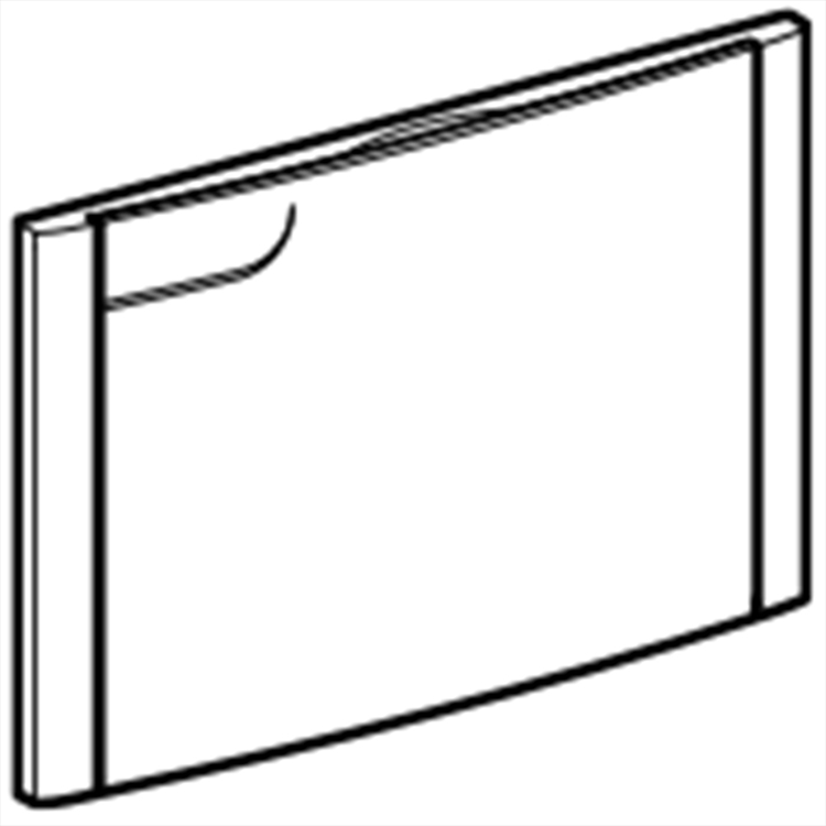 RICAMBIO COMPACT 612.445.21.1 PLACCA CROMATO codice prod: 612.445.21.1 product photo
