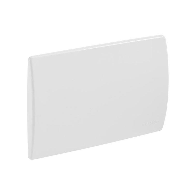RICAMBIO 115.680.11.1 PLACCA CIECA BIANCA ASA-ABS 115 codice prod: 115.680.11.1 product photo
