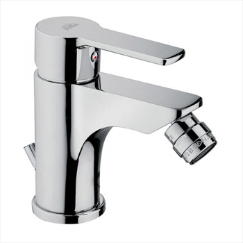 RED RED 135 MISCELATORE STANDARD PER BIDET CROMATO codice prod: RED 135 product photo Default L2