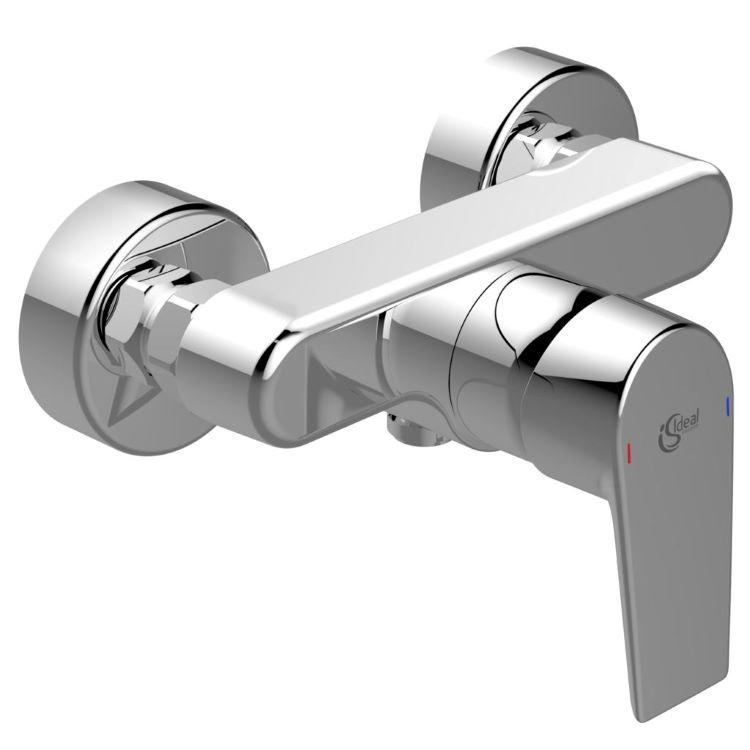 Rubinetteria da bagno ideal standard miscelatori a muro - Aspiratore bagno senza uscita esterna ...