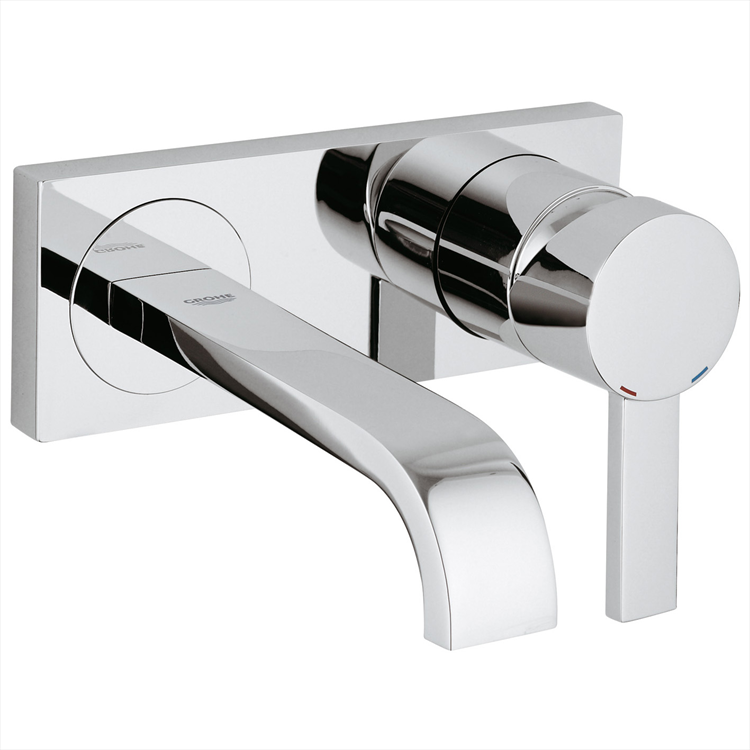 ALLURE RUBINETTO LAVABO A PARETE codice prod: 19309000 product photo