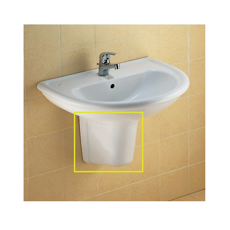 CLODIA SEMICOLONNA BIANCO EUROPA codice prod: J051700 product photo