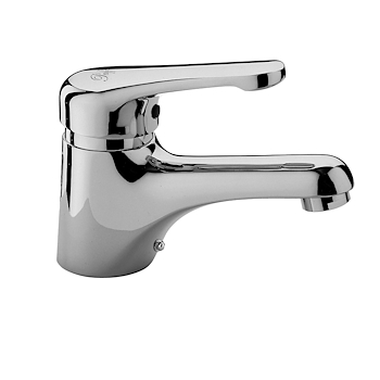 "NETTUNO NT070CR MISCELATORE LAVABO PILETTA 1""G CROMATO codice prod: NT070CR product photo Default L2"
