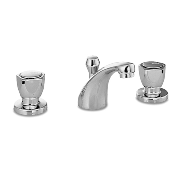 BETA 45400000B051 RUBINETTO A 3 FORI PER LAVABO CROMATO LUCIDO codice prod: 45400000B051 product photo