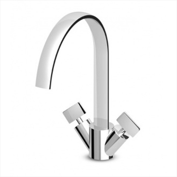 ISY RUBINETTO LAVABO OUTLET A BOCCA ALTA codice prod: ZD4314 product photo